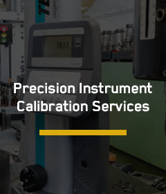 Precision Instrument Calibration Services