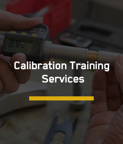 Calibration Training Services