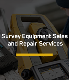 Survey Equipment Sales & Repair Services