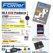 FOWLER New Products